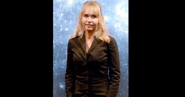 Na fotografiji je prikazan glumica: Anica Dobra