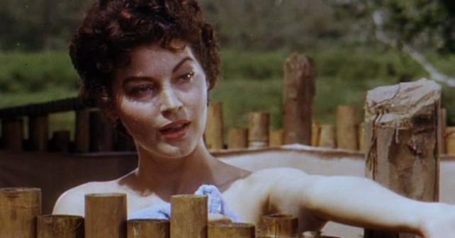 Na fotografiji je prikazan glumica: Ava Gardner