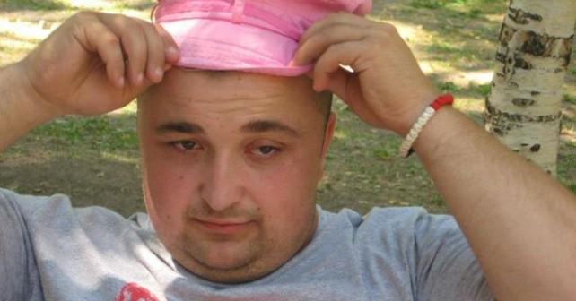 Na fotografiji je prikazan rudar: Branislav Krstić