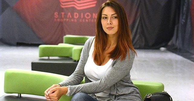 Na fotografiji je prikazan pevačica: Gabrijela Pejčev