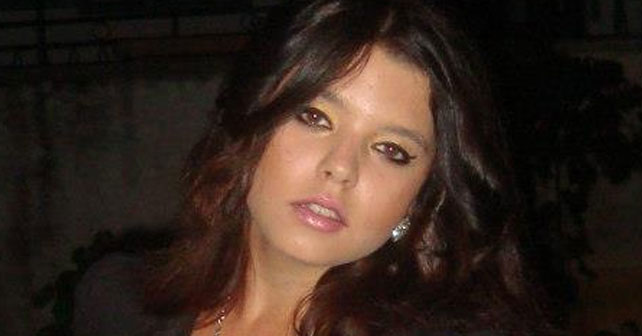 Na fotografiji je prikazan student: Gabrijela Domenika Marijanović