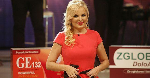 Na fotografiji je prikazan voditeljka: Lea Kiš Jokić