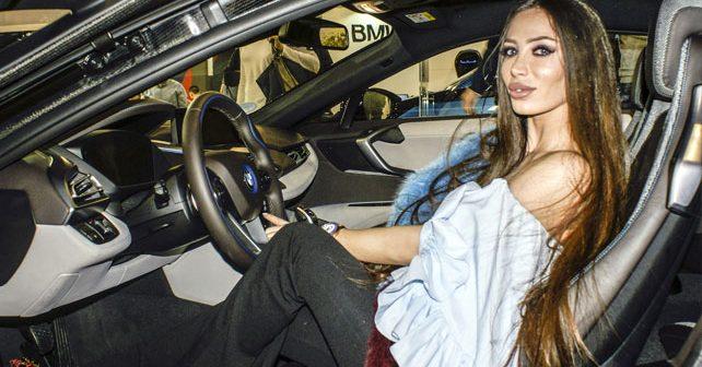 Na fotografiji je prikazan starleta, model, student: Soraja Vučelić