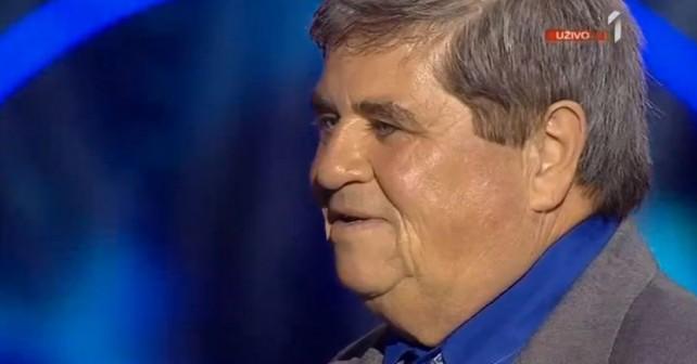 Na fotografiji je prikazan penzioner: Anton Kopajtić