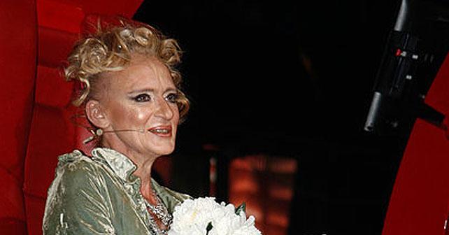 Na fotografiji je prikazan pevačica: Bebi Dol (Dragana Šarić)