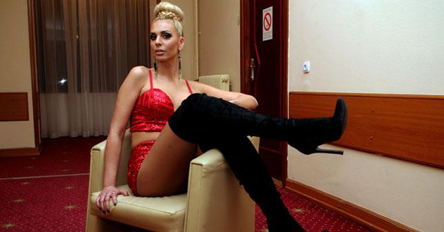 Na fotografiji je prikazan starleta: Ava Karabatić