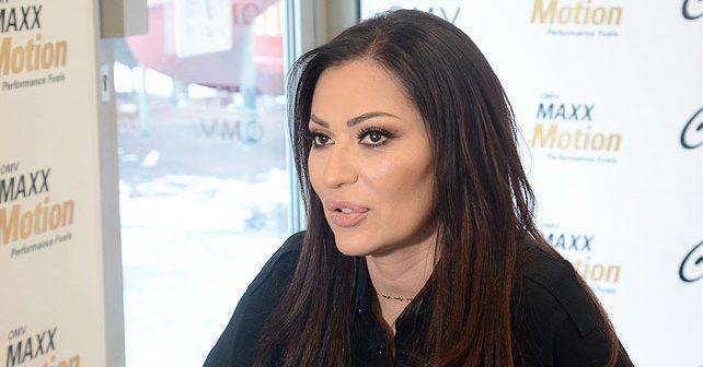 Na fotografiji je prikazan pevačica: Svetlana Ceca Ražnatović