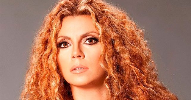 Na fotografiji je prikazan pevačica: Indira Radić