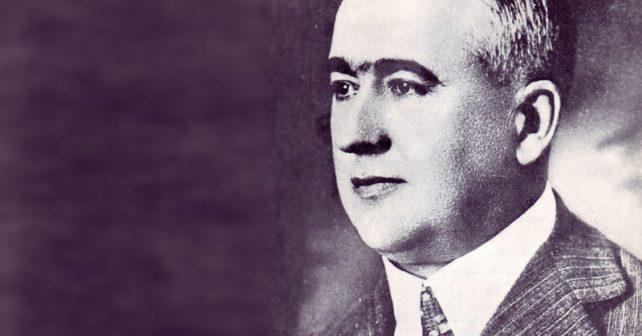 Na fotografiji je prikazan naučnik (matematika, fizika, astronomija, klimatologija): Milutin Milanković