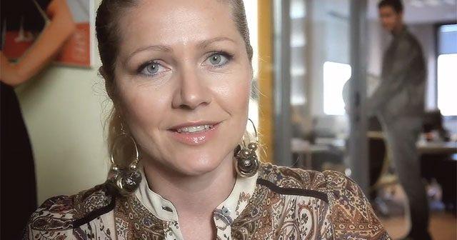 Na fotografiji je prikazan voditeljka, doktor veterine: Barbara Kolar