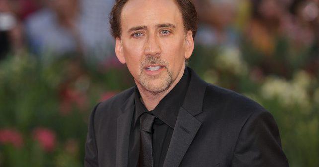 Na fotografiji je prikazan glumac: Nicolas Cage (Nikolas Kejdž)