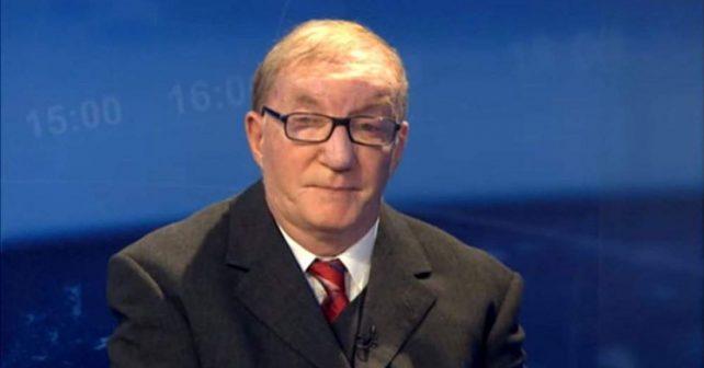 Na fotografiji je prikazan političar: Emil Vlajki