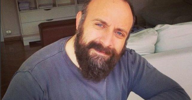 Na fotografiji je prikazan glumac: Halit Ergenc