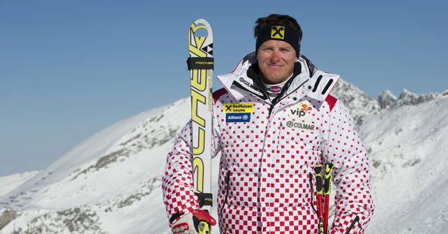 Na fotografiji je prikazan skijaš: Ivica Kostelić