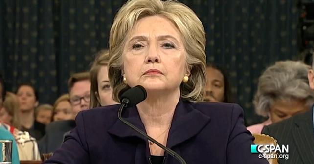 Na fotografiji je prikazan političarka: Hilari Klinton (Hillary Clinton)