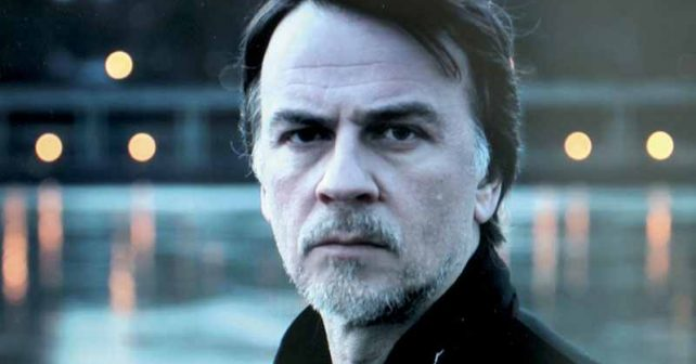 Na fotografiji je prikazan glumac, književnik, moler: Žarko Laušević