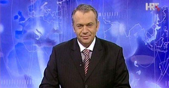 Na fotografiji je prikazan tv voditelj: Zoran Šprajc