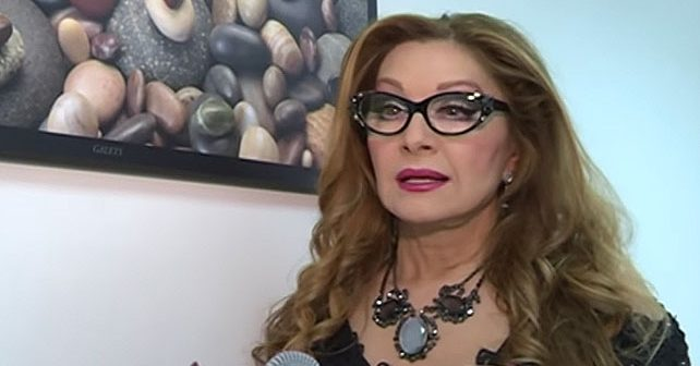 Na fotografiji je prikazan glumica: Danica Maksimović