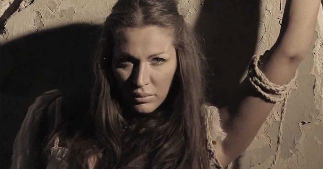 Na fotografiji je prikazan pevačica: Danijela Vranić