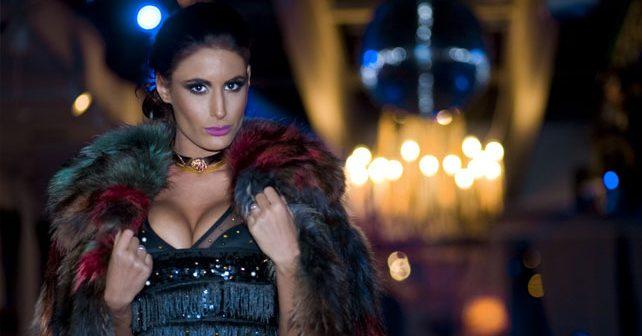 Na fotografiji je prikazan pevačica: Dijana Janković - Didi