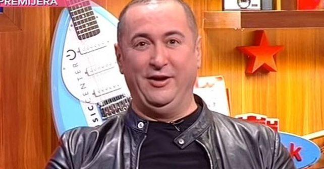 Na fotografiji je prikazan pevač: Radiša Trajković Đani