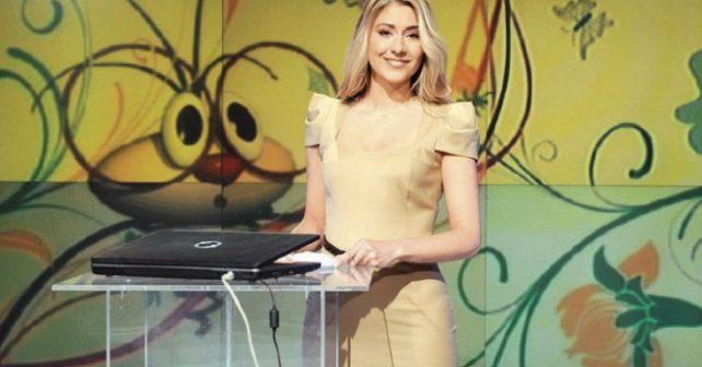 Na fotografiji je prikazan voditeljka, glumica: Kristina Radenković