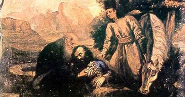 Na fotografiji je prikazan kralj, vojskovođa, političar: Marko Kraljević (Marko Mrnjavčević)