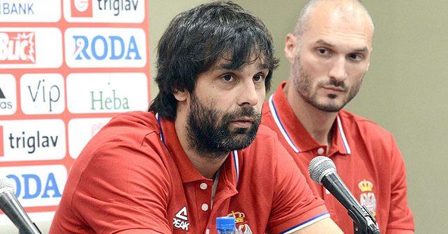 Na fotografiji je prikazan košarkaš: Miloš Teodosić