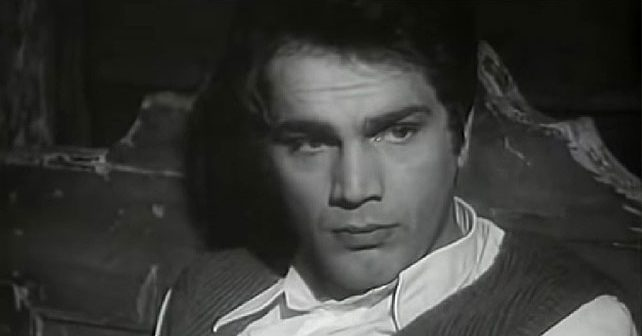 Na fotografiji je prikazan glumac: Vojislav Voja Brajović