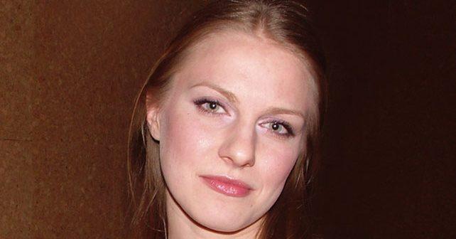 Na fotografiji je prikazan glumica: Ana Sakić