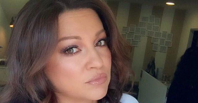 Na fotografiji je prikazan pevačica: Nina Badrić