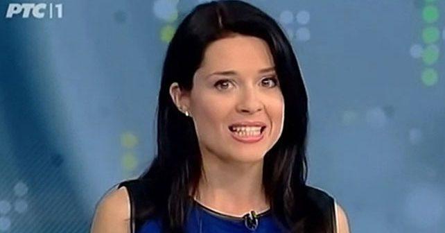 Na fotografiji je prikazan voditeljka: Ivana Milenković (voditeljka)