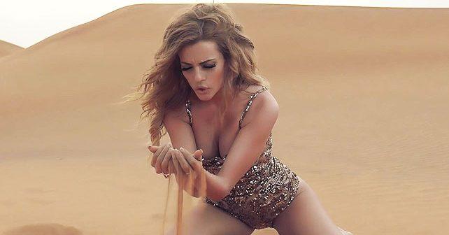 Na fotografiji je prikazan pevačica: Jelena Kostov