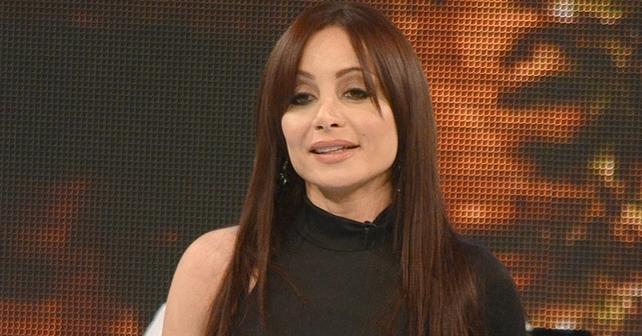 Na fotografiji je prikazan pevačica: Jelena Vučković
