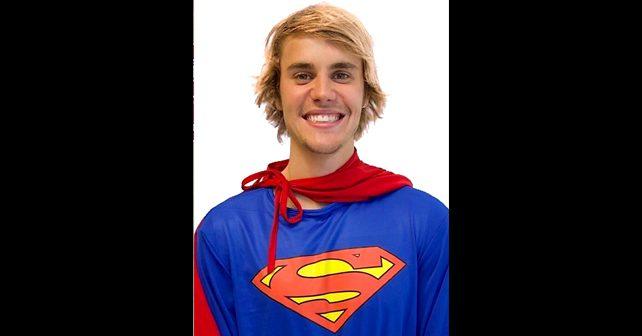 Na fotografiji je prikazan pevač: Džastin Biber (Justin Bieber)
