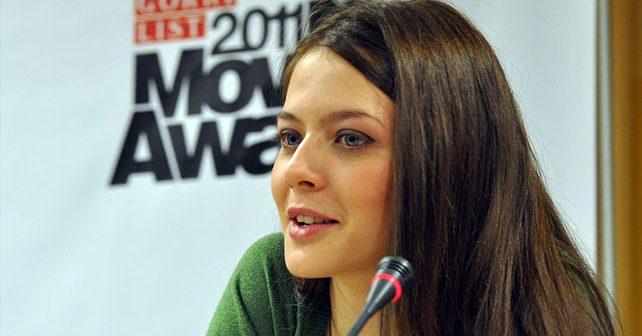 Na fotografiji je prikazan glumica: Nina Janković Dičić