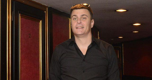 Na fotografiji je prikazan glumac: Vuk Kostić