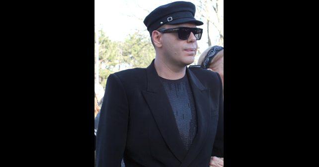 Na fotografiji je prikazan pevač, voditelj: Bojan Jovanovski (Boki 13)