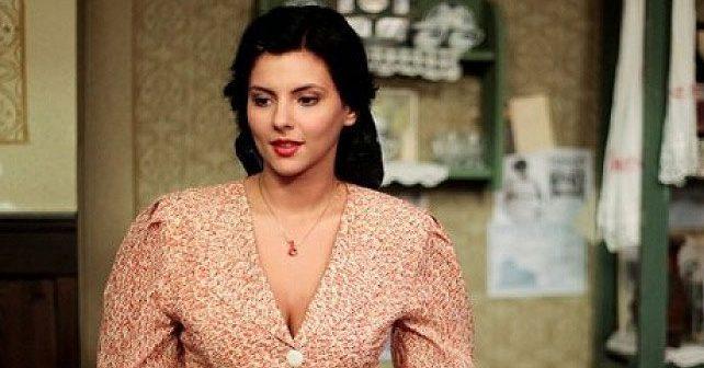 Na fotografiji je prikazan glumica: Danina Jeftić