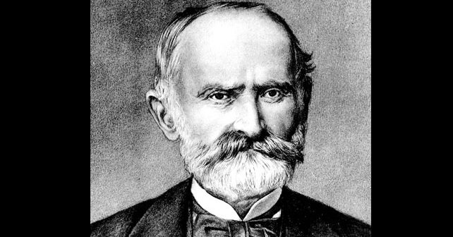 Na fotografiji je prikazan lekar, naučnik, botaničar: Josif Pančić