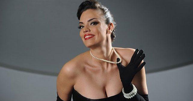 Na fotografiji je prikazan glumica, voditeljka, manekenka: Sofija Rajović