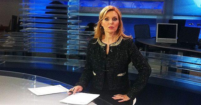Na fotografiji je prikazan voditeljka, novinarka: Tončica Čeljuska