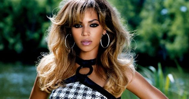 Na fotografiji je prikazan pevačica: Bijonse Nouls (Beyonce Knowles)