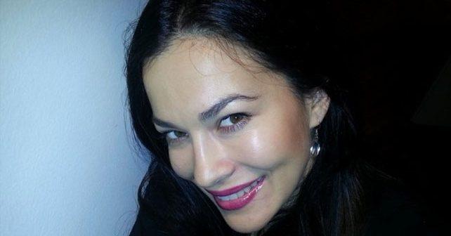 Na fotografiji je prikazan glumica, voditeljka: Marija Petronijević