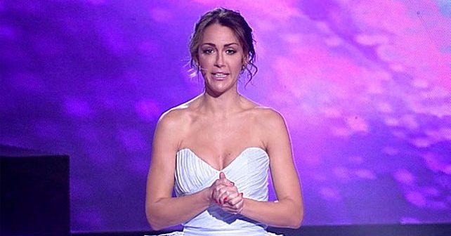 Na fotografiji je prikazan glumica, voditeljka: Marijana Mićić