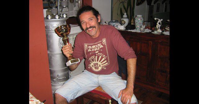 Na fotografiji je prikazan glumac: Dragan Jovanović