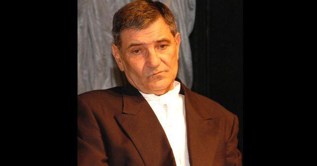 Na fotografiji je prikazan glumac: Mihailo Miša Janketić