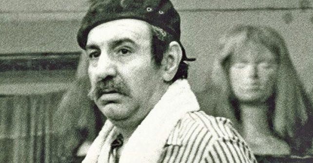 Na fotografiji je prikazan glumac: Zoran Radmilović
