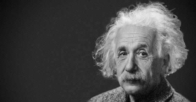 Na fotografiji je prikazan naučnik, fizičar: Albert Ajnštajn (Albert Einstein)
