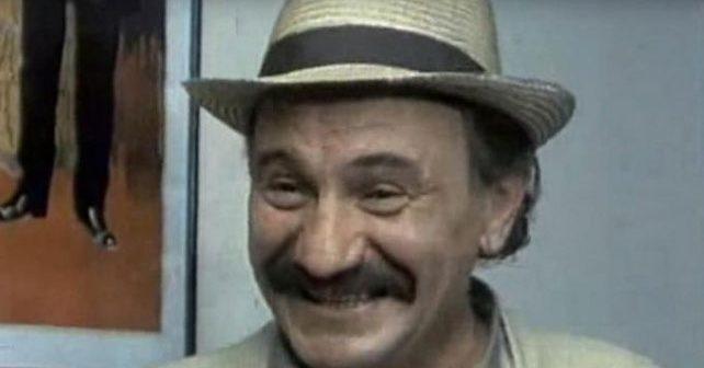 Na fotografiji je prikazan glumac: Dragomir Bojanić Gidra